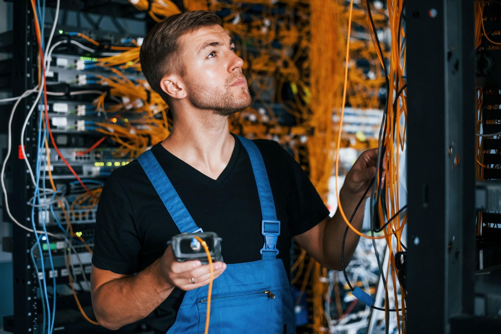 Informatikai hálózatszerelő